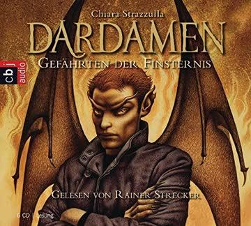 DARDAMEN - Gefährten der Finsternis (Die Fantasy-Reihe, Band 1)