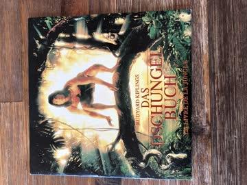 DVD , Das Dschungelbuch, ab 6 Jahre