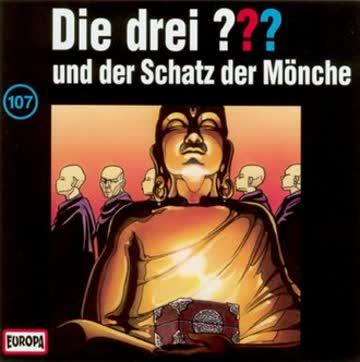 Die drei Fragezeichen - Folge 107: und der Schatz der Mönche