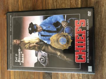 DVD, Chiefs - Teil 2 Rassenhass