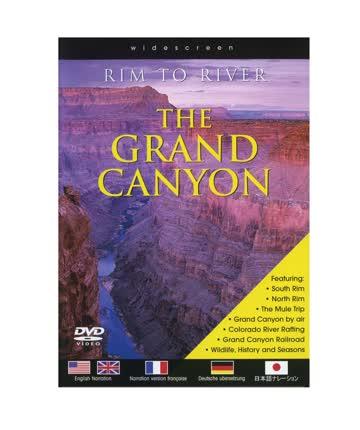 Rim to River: The Grand Canyon English