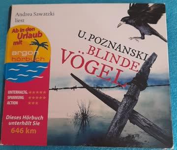 Blinde Vögel (Beatrice Kaspary und Florin Wenninger Band 2)