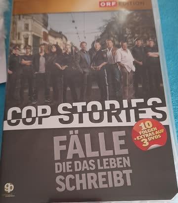 Cop Stories Staffel 1