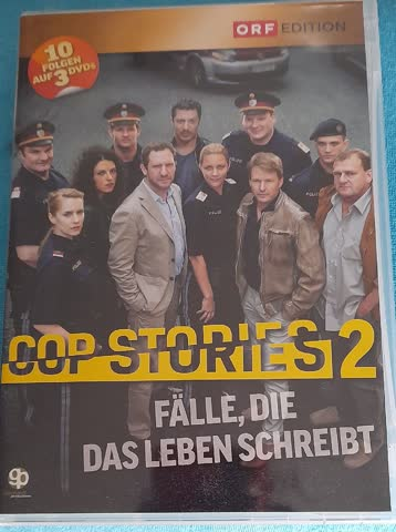 Cop Stories Staffel 2