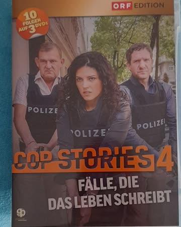 Cop Stories Staffel r