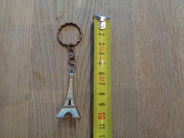 Schlüsselanhänger Eiffelturm