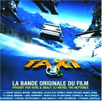 Taxi 3 - Soundtrack