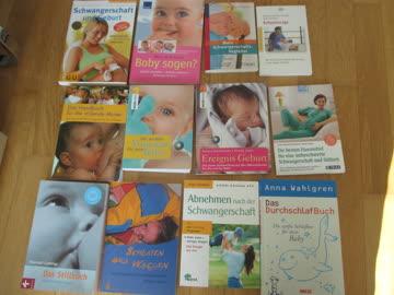 Baby-/Schwangerschaftsbücher