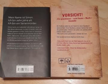 Sebastian Fitzek - Das Kind & Das Paket