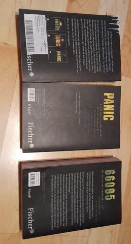 Mark T Sullivan - 66095 & Limit & Panic