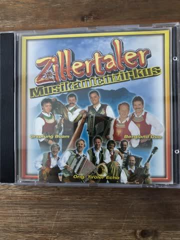 Zillertaler - Musikanntenzirkus