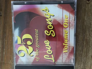 25 of the greates Love Songs - Volume One