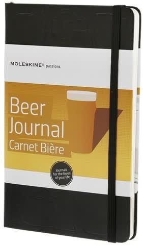 Moleskine Passion, Large Size, Beer Journal
