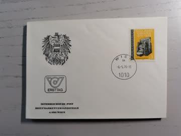 1976 FDC 1000 Jahre Kärnten MiNr: 1511