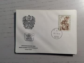 1975 FDC europäisches Denkmalschutzjahr MiNr: 1474
