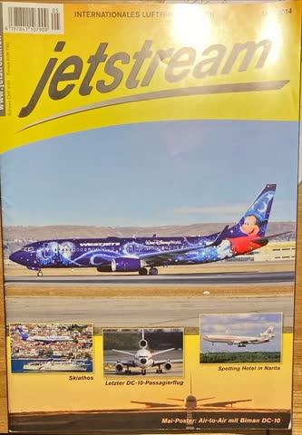 Internationales Luftfahrtmagazin jetstream 05/2014