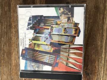 CD , Dietrich Oberdörfer , Orgel von Schenna