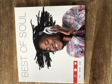 CD , Best of Soul