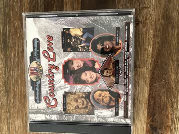 CD, Country Love