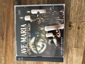 CD , Ave Maria