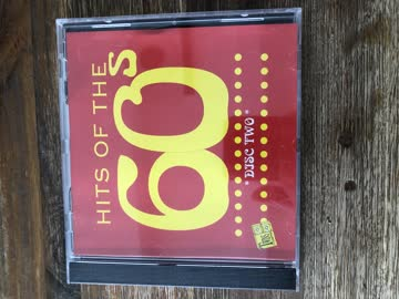 CD , Hits of the 60 s , Disc Two