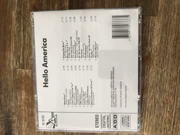 CD , Hello America
