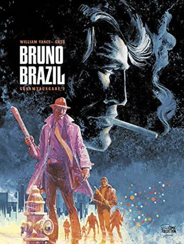 BRUNO BRAZIL Gesamtausgabe Bd.2