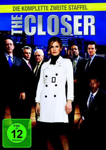 The Closer Staffel 2