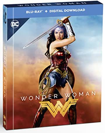Wonder Woman includes Filmbook