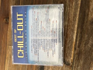 CD , Best of Chill - Out , CD 2