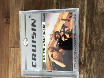 CD , Cruisin - On the Road again