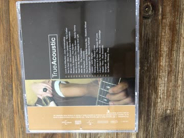 CD , True Acoustic