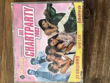 CD , Die Chartparty 2002