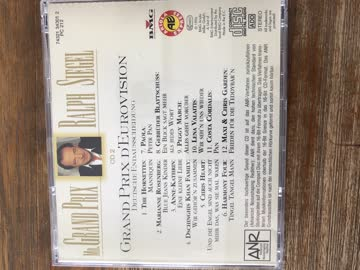 CD , Ralph Siegel , Grand Prix der Volksmusik , Volume 2