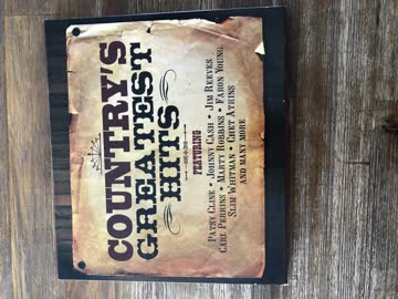 CD , Countrys Greatest Hits