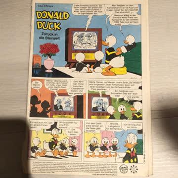 Donald Duck ohne Umschlag