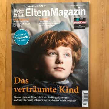 FritzFränzi Elternmagazin