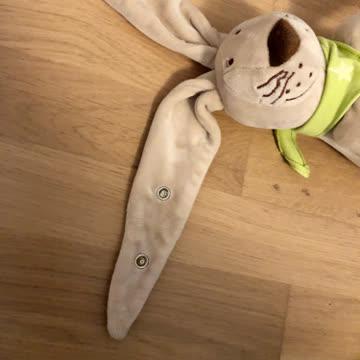 Schnuller-Hase für Kleinkinder