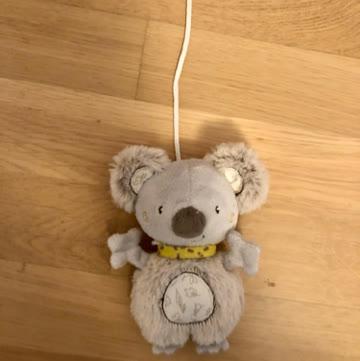Kleines Koalabärchen zum Aufhängen