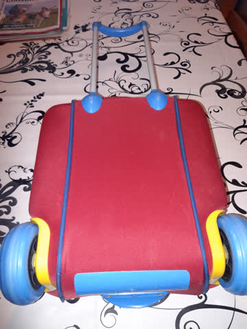Kinder Reiserollkoffer