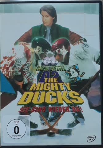 The Mighty Ducks D2