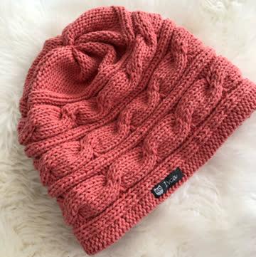 Modische Mütze 54 cm kopfumfang