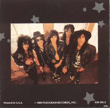 """cd: l.a. guns """"cocked and loaded"""""""