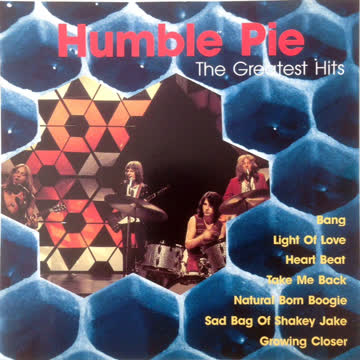 "cd: humble pie ""the greatest hits"""