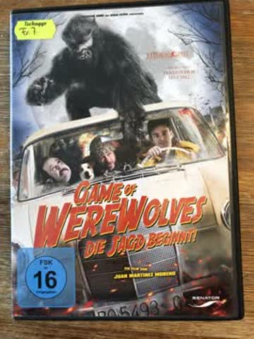 Game of Werewolves: Die Jagd beginnt!