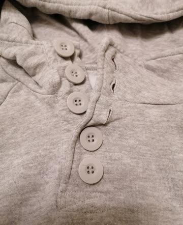 Pullover, grau