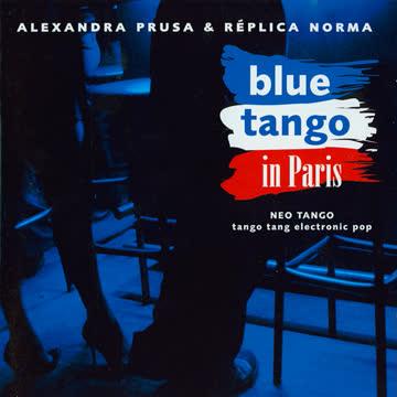 Alexandra Prusa & Replica Norma: Blue Tango in Paris