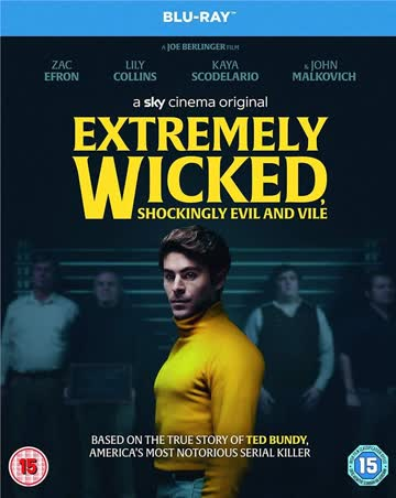 Extremely Wicked, Shockingly Evil and Vile (UK-Import)