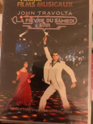 LA FIEVRE DU SAMEDI (Saturday Night Fever) John Travolta DVD