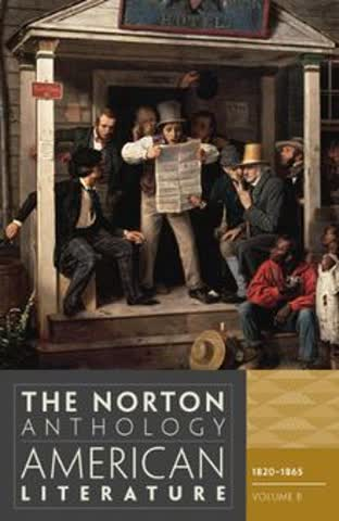 The Norton Anthology of American Literature: 1820-1865 v. B